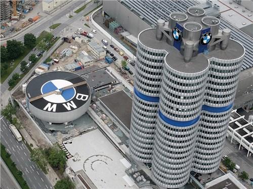 Новость про BMW - На заводе BMW рабочим запретили говорить по-турецки