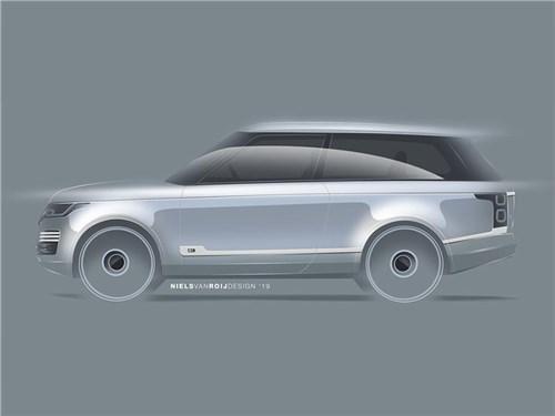 Трёхдверному Range Rover SV Coupe быть