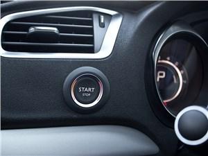 Citroen C4 sedan 2013 кнопка запуска