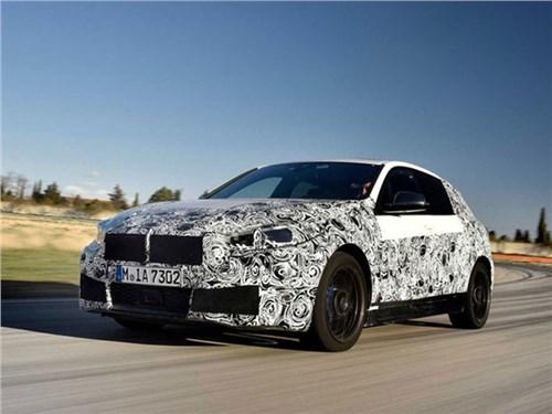 Стали известны технические подробности о новом BMW 1-Series