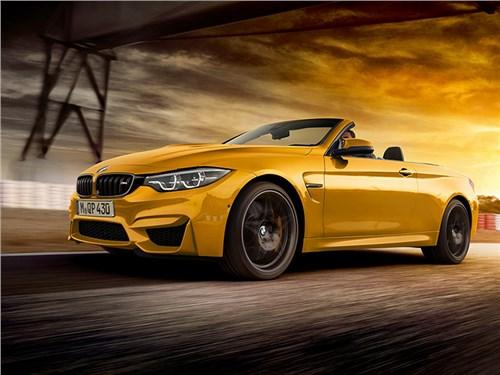 Новость про BMW M4 - BMW M4 30-Jahre