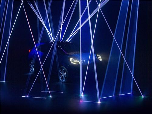 Появились первые изображения Ford Puma