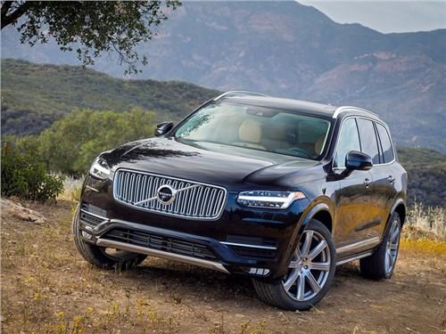 Старые Volvo получат новые системы безопасности