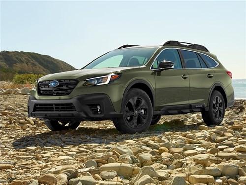 Представлен обновленный Subaru Outback