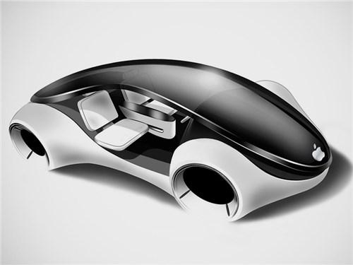 Apple запатентовала систему охлаждения для электромобилей