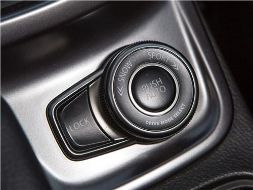 Suzuki Vitara 2019 выбор режимов трансмиссии