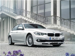 Alpina | BMW 3-й серии вид спереди