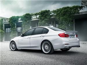 Alpina | BMW 3-й серии вид сзади