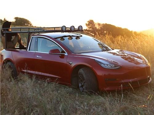 Пикап Tesla представлен в Австралии