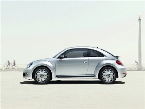 С конвейера сошел последний Volkswagen Beetle