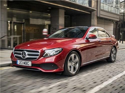 Mercedes-Benz следит за покупателями