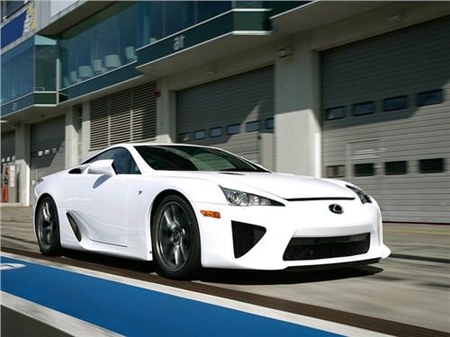 Lexus выпустит преемника LFA