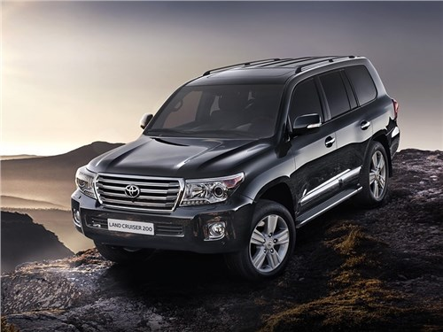 Новость про Toyota Land Cruiser - Toyota Land Cruiser 200