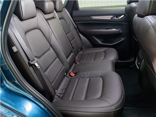 Mazda CX-5 2017 задний диван