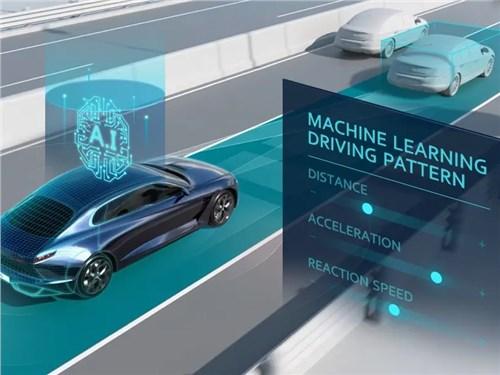 Новость про Hyundai - В Hyundai разработали круиз-контроль, который умеет думать