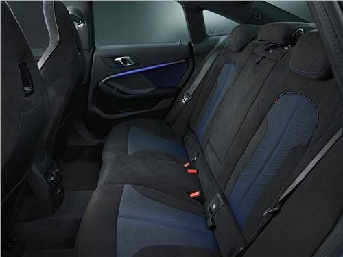 Предпросмотр bmw 2-series gran coupe 2020 задний диван