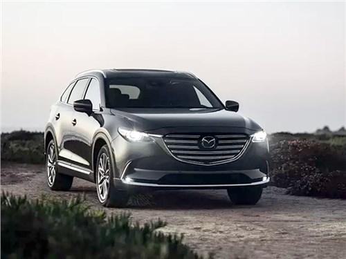 Mazda CX-9 прибавила в мощности