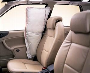 Предпросмотр saab 9-3 2001 кабриолет боковая подушка безопасности