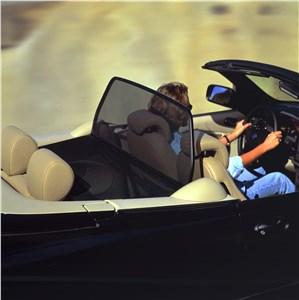 Предпросмотр saab 9-3 2001 кабриолет вид сверху слева на салон с водителем