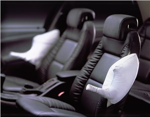 Предпросмотр saab 9-5 2001 передние боковые подушки безопасности