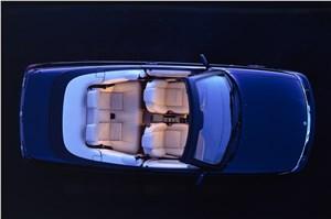 Предпросмотр saab 9-3 2001 кабриолет вид салона сверху