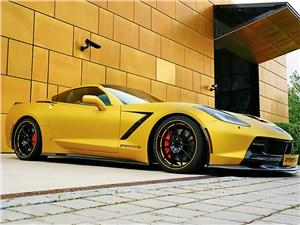 Geiger Cars / Chevrolet Corvette вид спереди