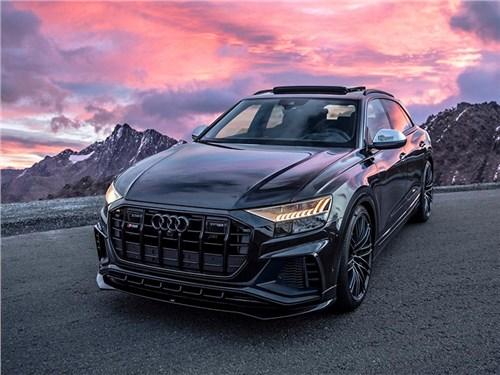 Новость про Audi SQ8 - ABT : Audi SQ8