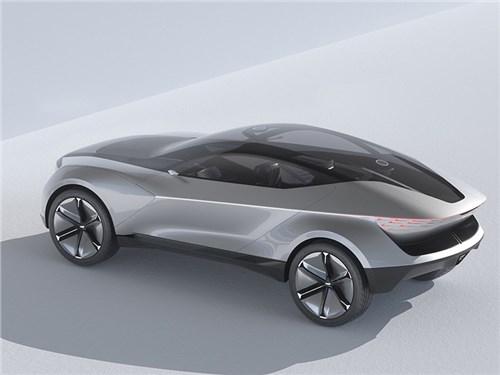 Новость про KIA - Kia Futuron Concept 2019