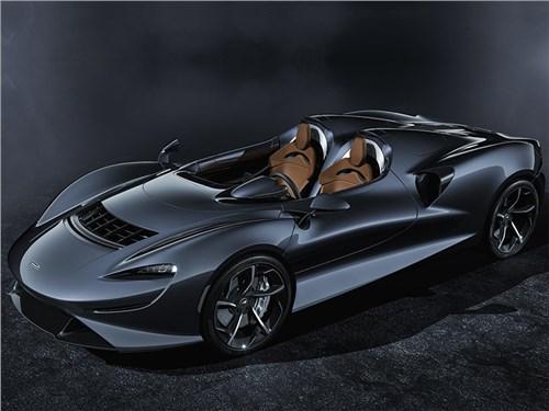 McLaren представил 815-сильный суперкар