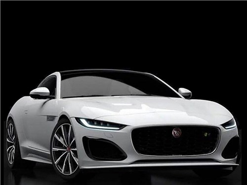 Новость про Jaguar F-Type - Jaguar F-Type