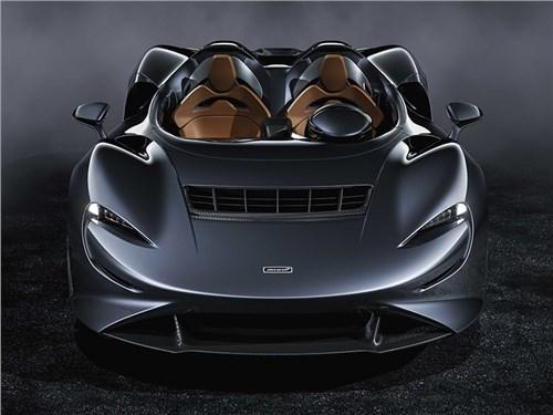 В линейке McLaren появится гибридный полноприводный суперкар