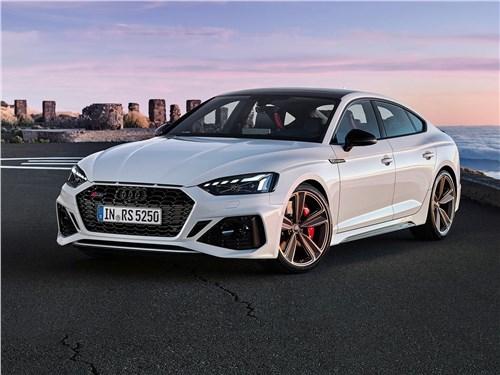 Audi RS5 Sportback 2020 вид спереди