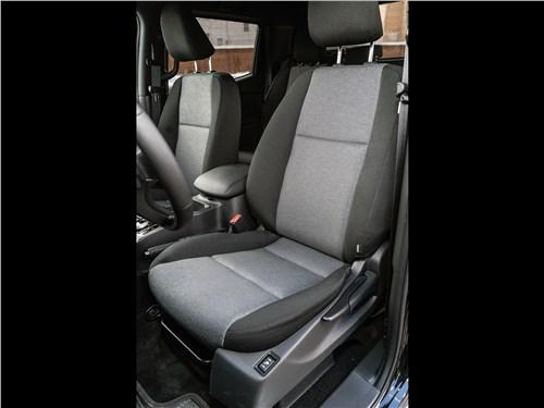 Mercedes-Benz X-Class X 350 d 4Matic AT7 2018 передние кресла
