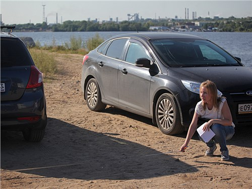 В России разрешат парковку у водоемов
