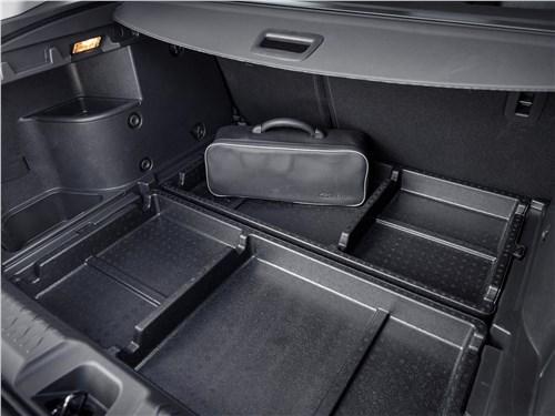Lada Vesta 2019 багажное отделение