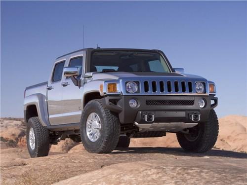 Новость про Hummer - Под брендом Hummer начнут производить электрокары