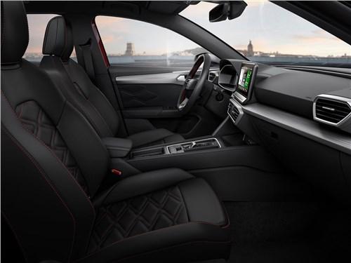 Предпросмотр seat leon 2020 передние кресла