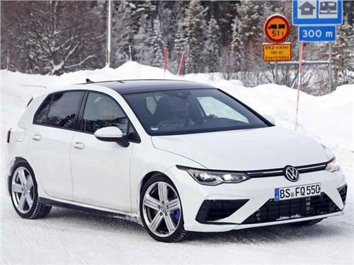 Volkswagen Golf R: подробности