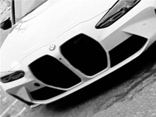 Новая BMW M3 вздохнет полным носом