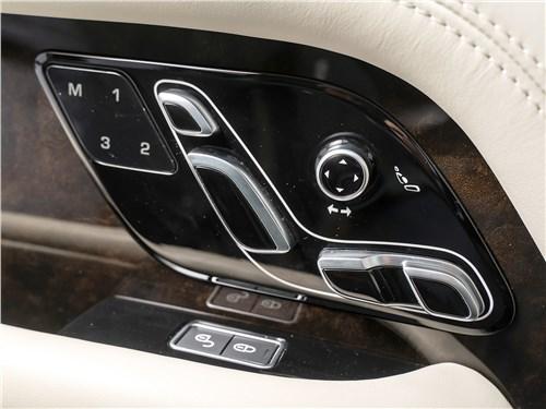 Range Rover LWB 2014 блоки управления креслами