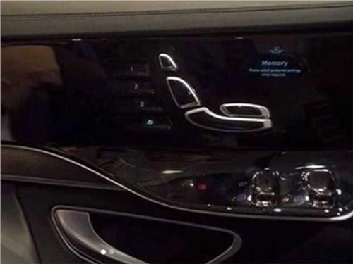 Новость про Mercedes-Benz - Новый S-Class получит мониторы в дверях