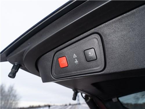 Peugeot 3008 2017 датчик открытия двери