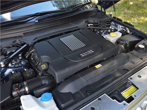 Новость про Land Rover - Land Rover отправит в отставку 4,4-литровый дизельный V8