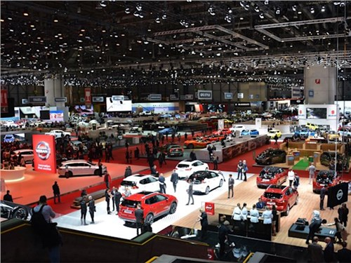 Aston Martin и Bentley пропустят и следующую Женеву