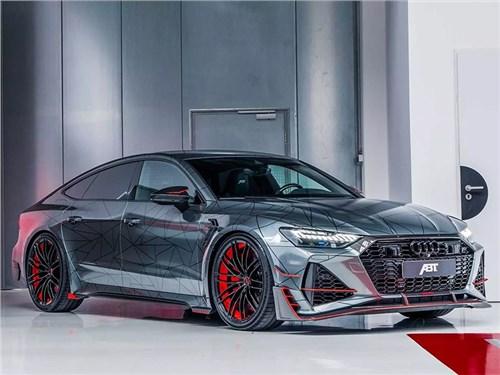 Audi RS7 превратили в 740-сильный суперкар