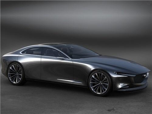 Новость про Mazda 6 - Mazda Vision Coupe Concept 2017