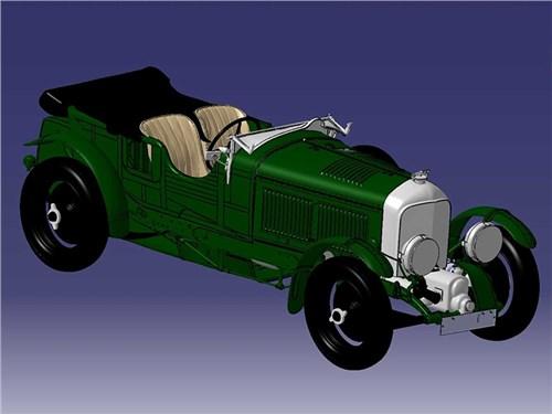 Bentley переводит свои автомобили в матрицу