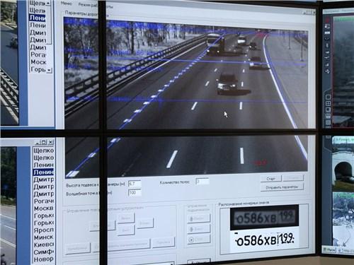 В Москве за день зафиксированы 230 тысяч водителей без пропусков