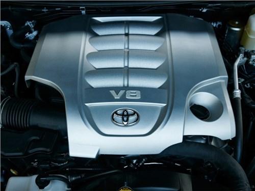 Toyota откажется от моторов V8 в пользу V6 c турбиной