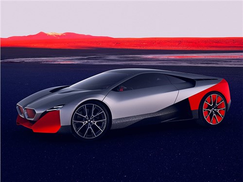 У BMW I8 будет преемник